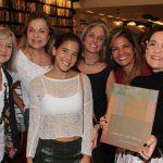 Cristina Penna, Laura Burnier, Carol, Mayka de Paiva, Vania Dias e Simone Simões