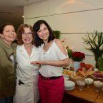 Débora Bloch, Elza Pontes e Simone Soares
