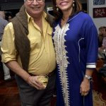 Paulino e Fernanda Basto