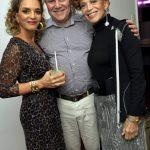 Cristina Midosi, Paulo Muller e Marialice Celidônio