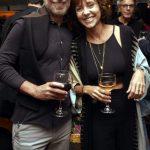 Nando Grabowsky e Claudia Meli