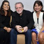 Bia Borges, Adriano de aquino e Dulce Quental