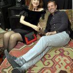 Fernanda Basto e Nando Grabowsky