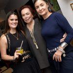 Luiza Midosi, Marize Muller e Lygia Durand