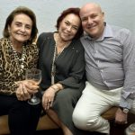 Lucinha Araújo, Marize e Paulo Muller