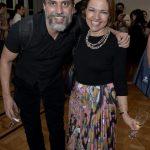 Gustavo Autran e Silvana Batini