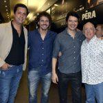 Eduardo Wanderley, Well Aguiar, André Junqueira e Ary Coslov