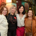 Elza Pontes, Rosana e Simone Soares e Helena Bricio