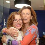 Elza Pontes e Cristina Campello