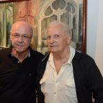 Evandro Carneiro e Joaquim Cavalcante