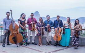 7º Concerto da Série Música Clássica nas Estrelas em 2019 com a Camerata de Esquina