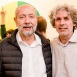 Fernando Cocchearali e Marcus Ferrer