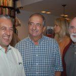 Fernando Martins, Sergio Landal e Mauro Paranho
