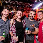 Flavio Mandina, Marcos Mandina, Max Macedo e Paulo Salles