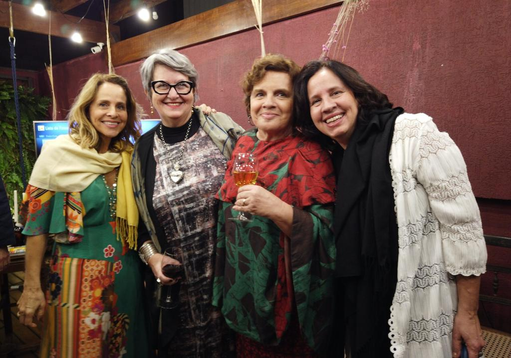 Gilda Mattoso arrasa nas Gerais