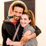 Jonathan Nunes e Mariana Falcão_