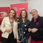 Kiki Moretti, Andreia Repsold e o grande chef Patrick Martin(resp. pelas escolas no mundo todo)
