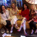 Liliana Rodriguez, Katia Spolavori, Teresa Aczel e Beth Rondon