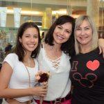 Luana, Simone e Rosana Soares