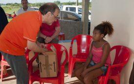 ABL doa livros a comunidades quilombolas da Região dos Lagos