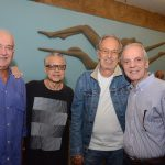 Marcus Soska, Walney de Almeida, Ronnie Mesquita e Claudio Valério Teixeira
