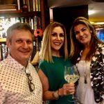 Paulo Reis, Isabella Francisco e Sonia Chalita