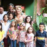 Ramon Nunes Mello,Celso Lira e Leona Cavalli (Vips Mirins),