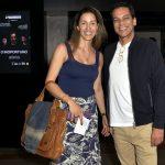 Renata Carvalho e Luiz Mena Barreto