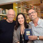 Roberto Frota, Liliana Rodriguez e Christovam de Chevalier