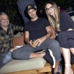 Ronaldo Simões, Zanini e Marcela Bartolomeo