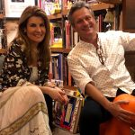 Sonia Chalita e Paulo Reis