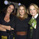Sonia Racy, Maitê Proença e Lenny Niemeyer
