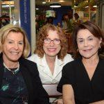 Vera Marina Borges, Elza Pontes e Maria Thereza de Pinho