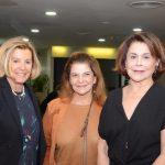 Vera Marina Borges, Helena Bricio e Maria Thereza de Pinho