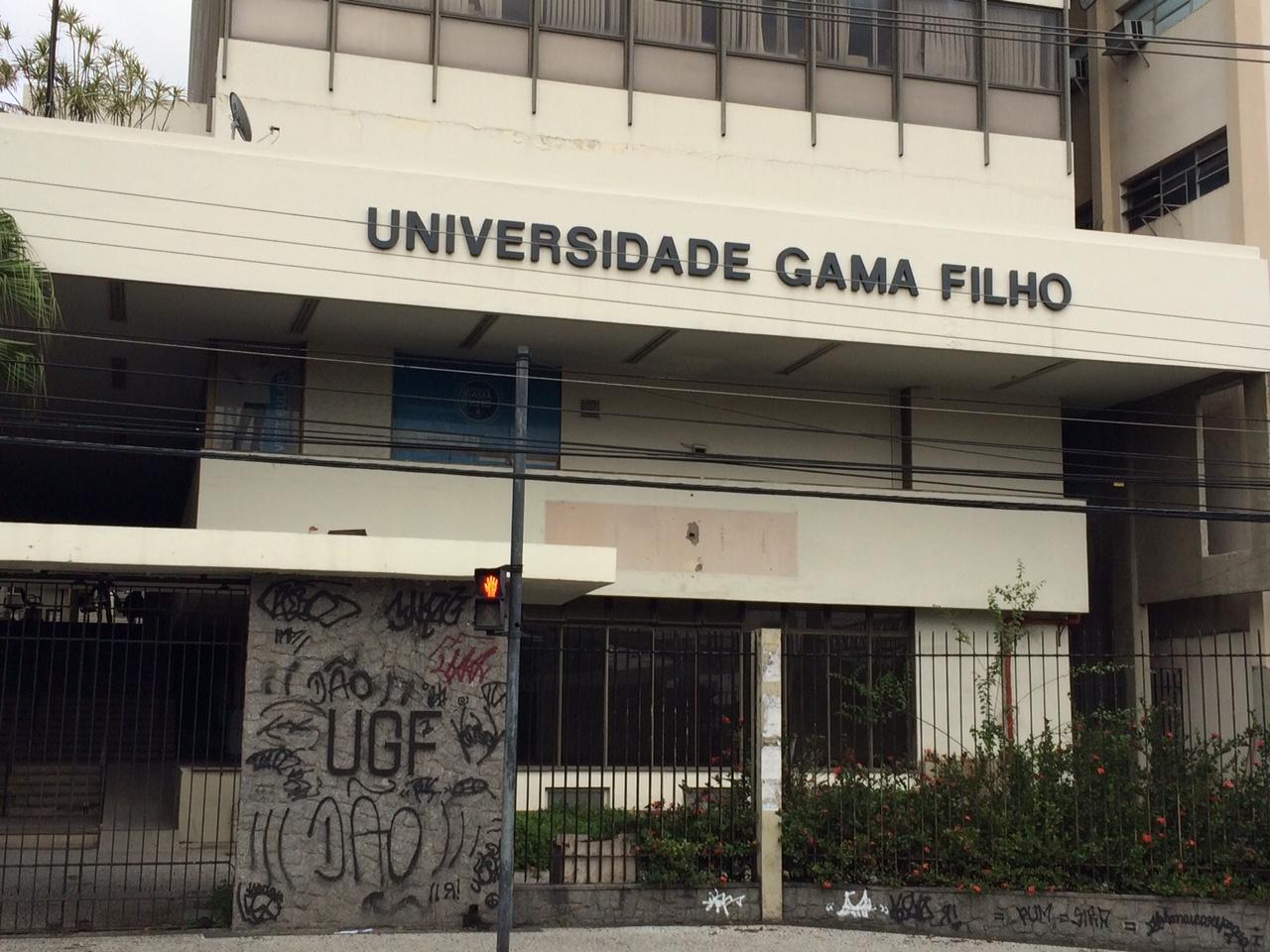 Antigo campus da Universidade Gama Filho tem foco de Aedes aegypti