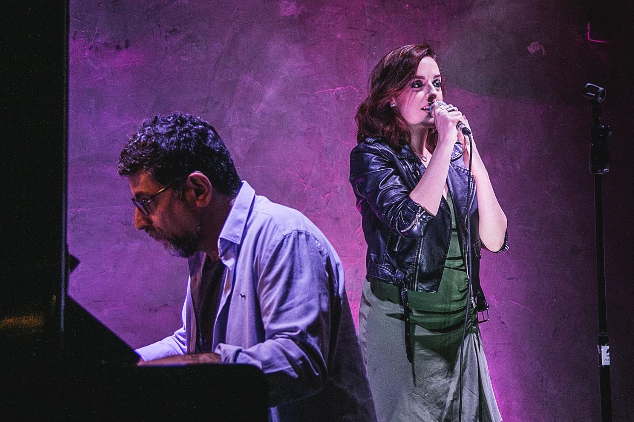 Nadruz canta sob lona mística de Chico e Edu e abolera dramas de Amy Winehouse no encontro com Briamonte