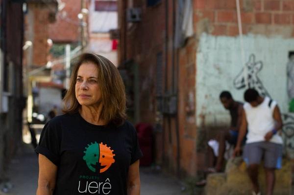 Yvonne Bezerra de Mello: a criadora do Projeto Uerê não desiste de suas crianças e pede socorro à sociedade ( Foto El Pais)