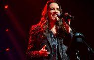 Ana Carolina comemora 20 anos de carreira com show no Vivo Rio