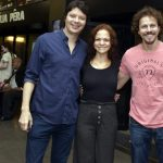 André Junqueira, Adriana Gusmão e Well Aguiar