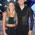 Bia Feres e Paulo Victor