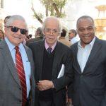 Cícero Salvador Pinto, Vitorino Chermond de Miranda e Mauricio Vicente Ferreira