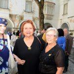 Carola Goudin Prado, Marcelle Pitñon e Gudrum Tullii