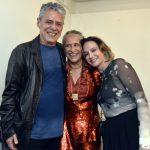 Chico Buarque, Bethânia e Carol Proner