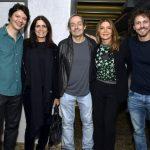 André Junqueira, Malu Mader, Daniel Dantas, Maria Padilha e Well Aguiar