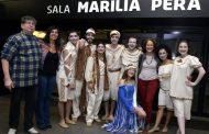 """""""O Pequenino Grão de Areia"""" estreia  no Teatro Petra Gold"""