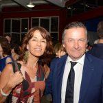 Emmanuelle Boudie e Patrick Sabatier