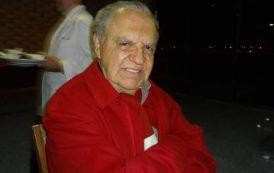 Gilberto Amaral comemora 85 anos em família