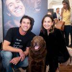 Ivan Moreira, Bono e Ana Carolina Gayoso