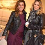 Lenora Lohrisch e Cristina Japiassú