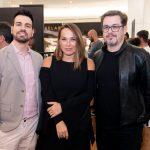Leo Bruno, Marina Caruso e Leo Aversa